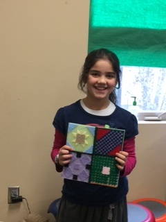 Sarah Quilt squares